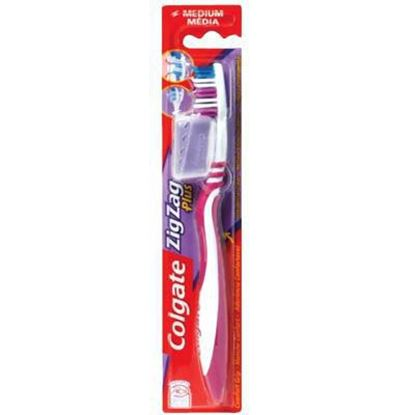 Picture of SPAZZOLINO COLGATE ZIGZAG FLEXIBLE