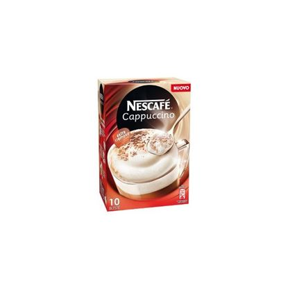 Picture of NESCAFE CAPPUCCINO CLASSICO 10 BS GR 140