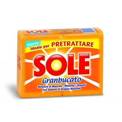 Immagine di SOLE SAPONE GIALLO GR.250X 2