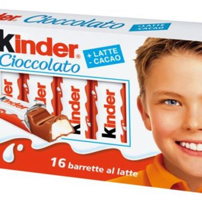 Picture of KINDER CIOCCOLATO T.16