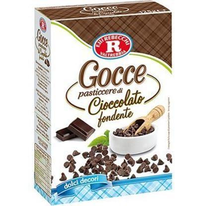 Picture of GOCCE CIOCC.FONDENTE REBECCHI AST.GR.125