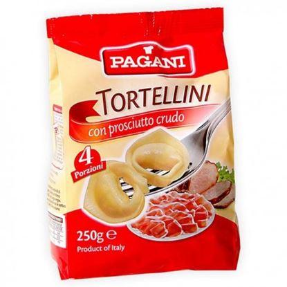 Picture of TORTELLINI PROSCIUTTO GR.250 PAGANI