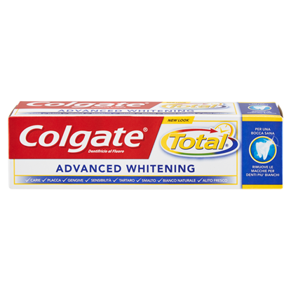 Picture of DENT.COLGATE TOTAL ADVAN.WHITENING ML75