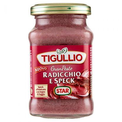 Immagine di PESTO TIGULLIO RADICCHIOE SPECK STAR GR.190