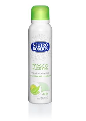 Picture of DEO NEUTRO ROBERTS SPRAYTE VERDE&LIME
