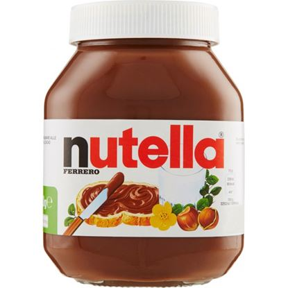 Picture of FERRERO NUTELLA VASO GR.800