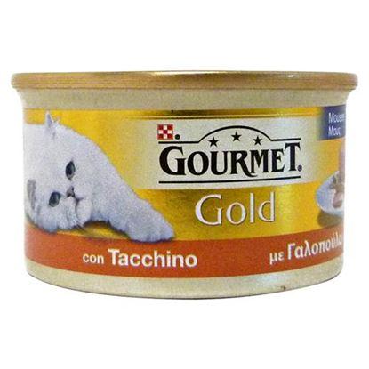 Immagine di BOCC.GOURMET GOLD TACCHINO GR.85
