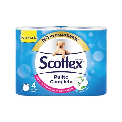 Picture of CARTA IG.SCOTTEX PULITO COMPLETO 4 MAXI