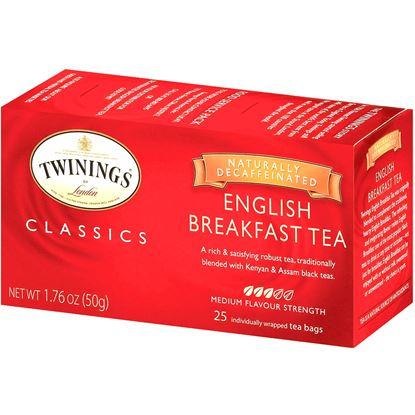Immagine di TEA ENGLISH BREAKFAST TWININGS 25 FLT