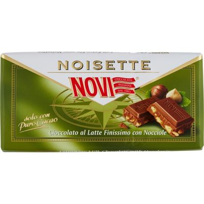 Picture of TAVOLETTA SPECIALITA NOISETTE NOVI GR100