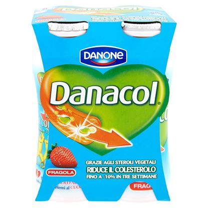 Picture of DANACOL FRAGOLA GR 100 X4