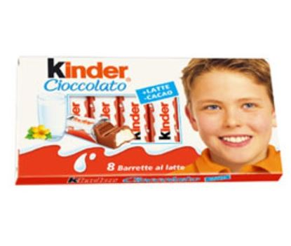 Picture of KINDER CIOCCOLATO T.8