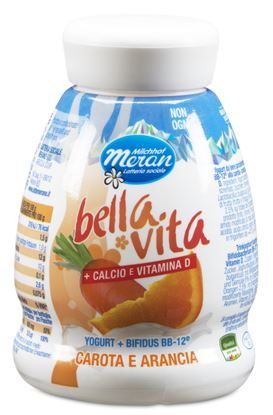 Picture of YOGURT DA BERE BELLA VITAMERAN ARANC/CAROT GR.200