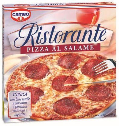 Picture of PIZZA RISTORANTE SALAME GR 320 CAMEO