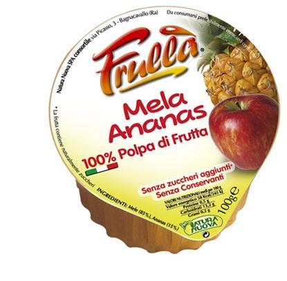 Picture of POLPA MELA ANANAS FRULLA`GR.100