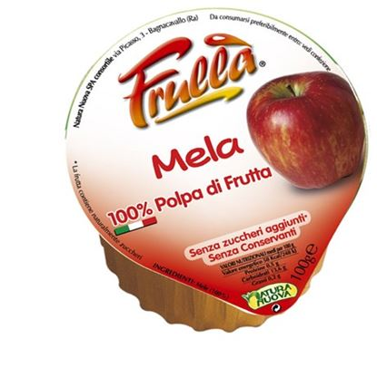 Picture of POLPA MELA FRULLA` GR.100