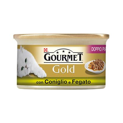 Picture of BOCC.GOURMET GOLD CONIGLIO GR.85