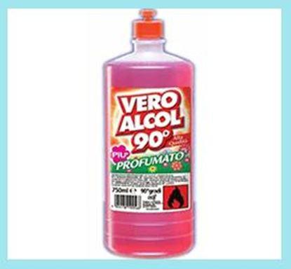 Picture of VERO ALCOL PROF. 90 GRADISAI LAVANDA LT 0,5