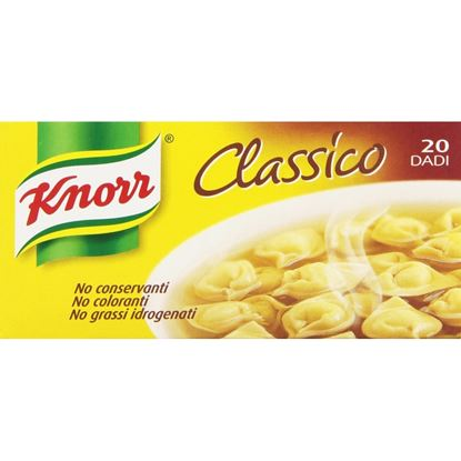 Picture of DADO KNORR CLASSICO 20 CUBI