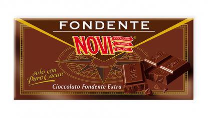 Picture of TAVOLETTA FONDENTE NOVI GR.100