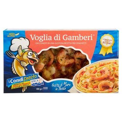 Picture of VOGLIA DI GAMBERI GR.400