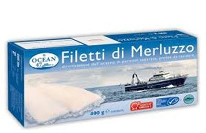 Picture of FILETTI DI MERLUZZO OCEAN47 GR400
