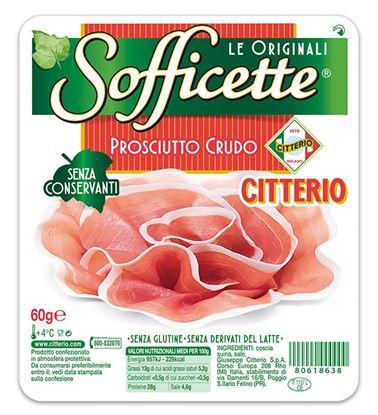Picture of SOFFICETTE PROSC.CRUDO CITTERIO VK GR 60