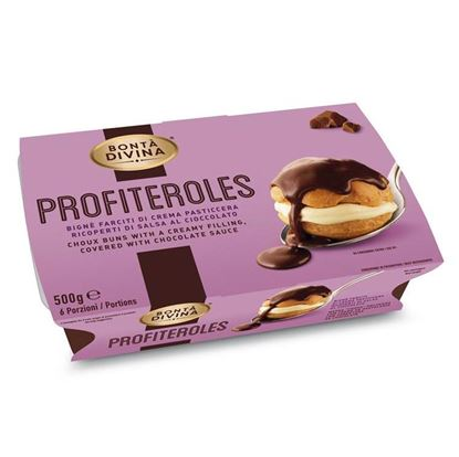 Picture of PROFITEROLES BONTA` DIVINA GR 500 NEW
