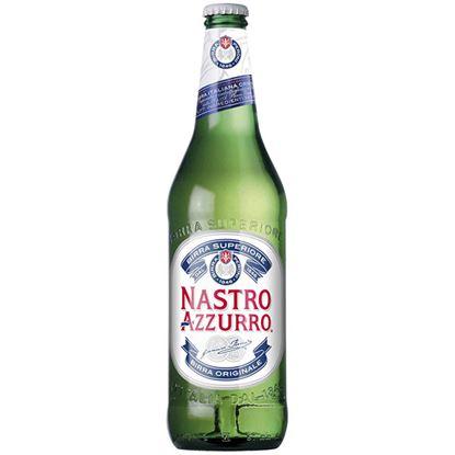 Picture of BIRRA NASTRO AZZURRO CL 66