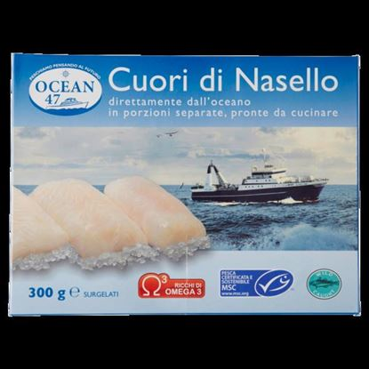 Picture of CUORI DI NASELLO OCEAN 47GR300