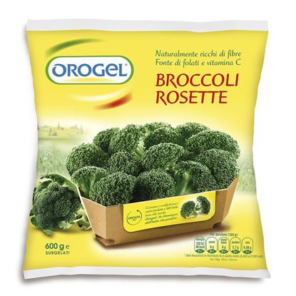 Picture of BROCCOLI ROSETTE OROGEL 400 GR