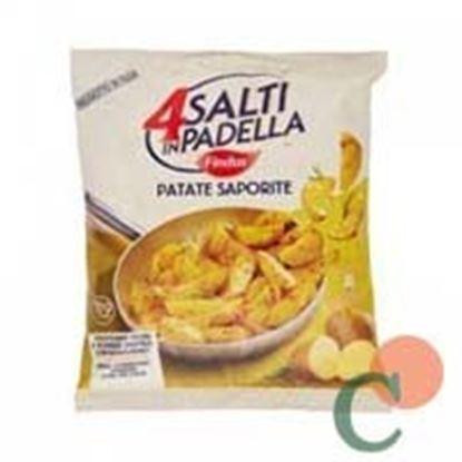 Picture of PATATE SAPORITE 4 SALTI PADELLA 450 GR