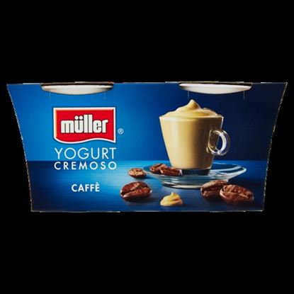 Picture of YOGURT MULLER CAFFE`GR 125X2