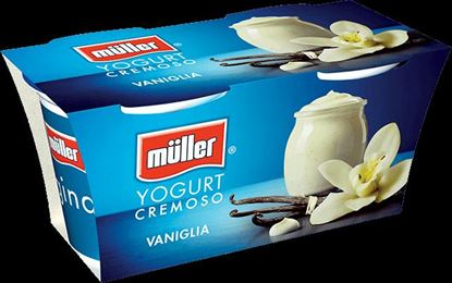 Picture of YOGURT MULLER VANIGLIA GR125X2