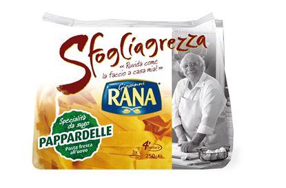 Picture of PAPPARDELLE SFOGLIAGREZZARANA GR250X12