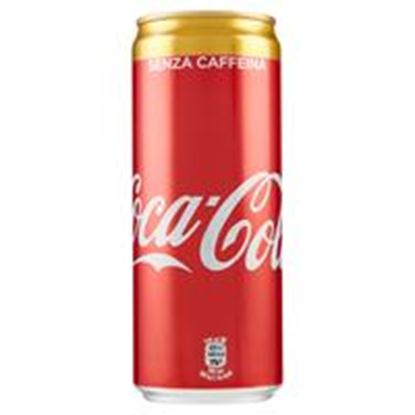 Picture of COCA COLA S/CAFF CL.33 LATTINA SINGOLA