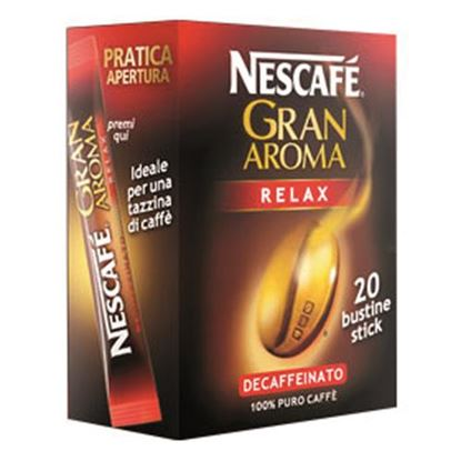 Picture of NESCAFE RELAX  20 STICKGR 34