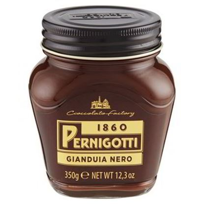 Picture of CREMA GIANDUIA NERO PERNIGOTTI GR.350