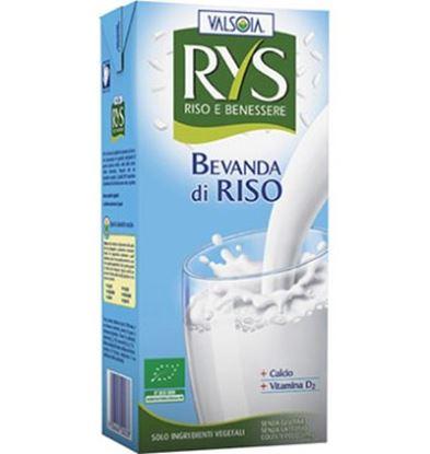 Immagine di RYS BEVANDA DI RISO VALSOIA LT 1