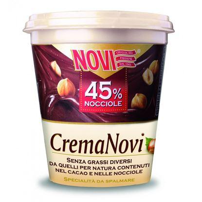 Picture of CREMA SPALMABILE ALLE NOCCIOLE NOVI GR.200