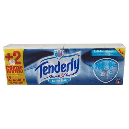 Picture of FAZZOLETTI TENDERLY X 10+ 2 OMAGGIO