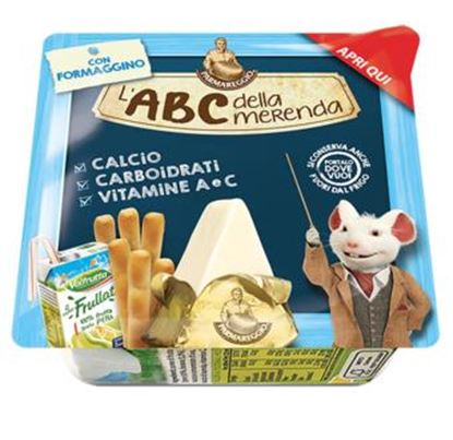 Picture of ABC MERENDA FORMAGGINO