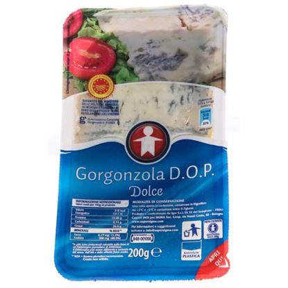Immagine di GORGONZOLA DOP DOLCE GR.200 SIGMA