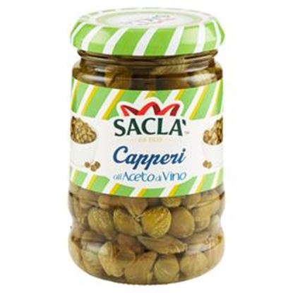 Immagine di CAPPERI SACLA` GR.200 SGOCC. GR 110