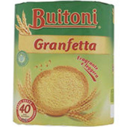 Immagine di FETTE BISC.GRANFETTA X40BUITONI GR.300