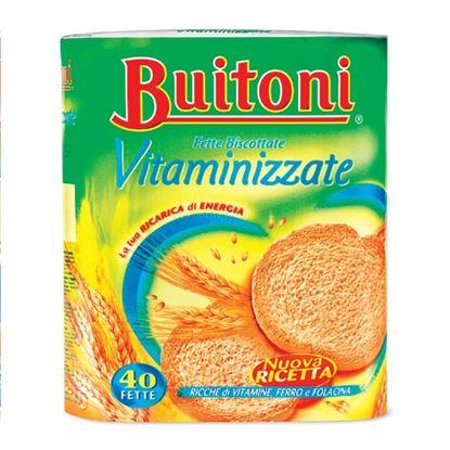 Immagine di FETTE BISC.VITAMINIZZATEX40 BUITONI G300