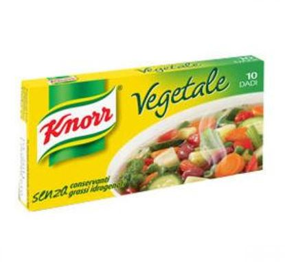 Picture of DADO KNORR VEGETALE 10 CUBI