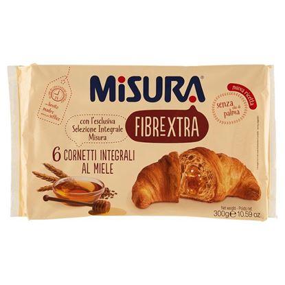 Picture of CORNETTO INTEGRALE AL MIELE 6 PZ MISURA