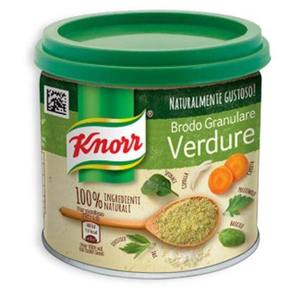 Picture of BRODO GRANULARE VERDURE 100%NATURALE KNORR GR.135