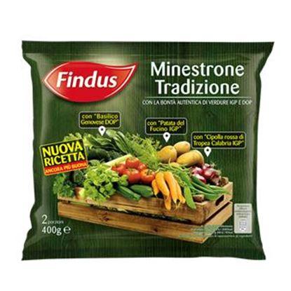 Picture of MINESTRONE TRADIZIONE FINDUS GR400